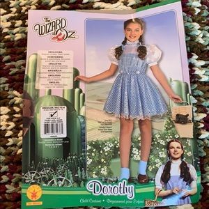 Girls' The Wizard of Oz Dorothy Costume